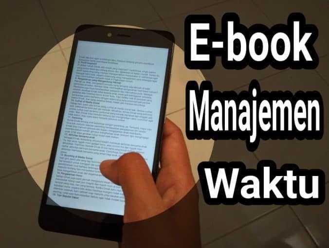 ebook manajemen waktu